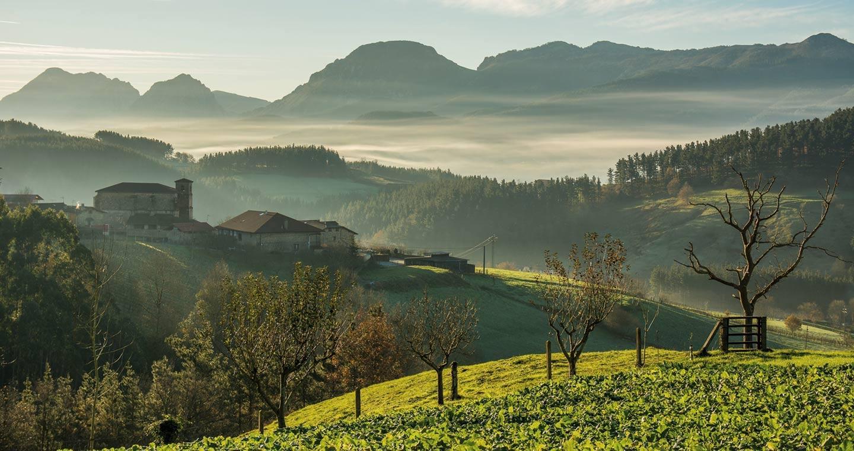 Ukiolako Parke Naturala, Basque Country.