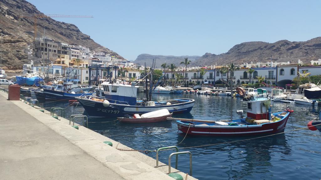 Puerto de Mogán, Gran Canaria.