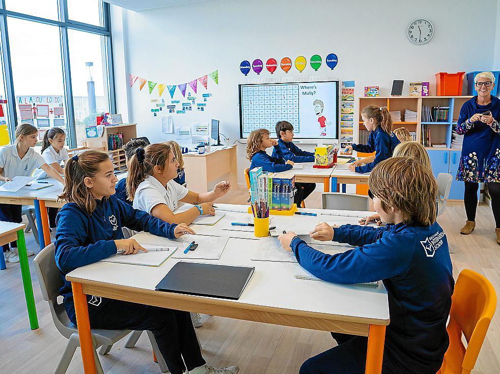 MANACOR. Rafa Nadal International School. colegio internacional de la Rafa Nadal Academy by Movistar