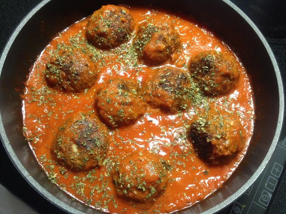 Albondigas and ocotopus