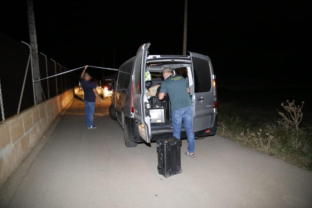 Investigation launched in Camí de Can Boqueta near Inca.