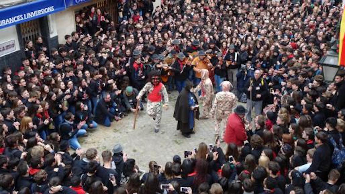 Sant Antoni Celebrations.
