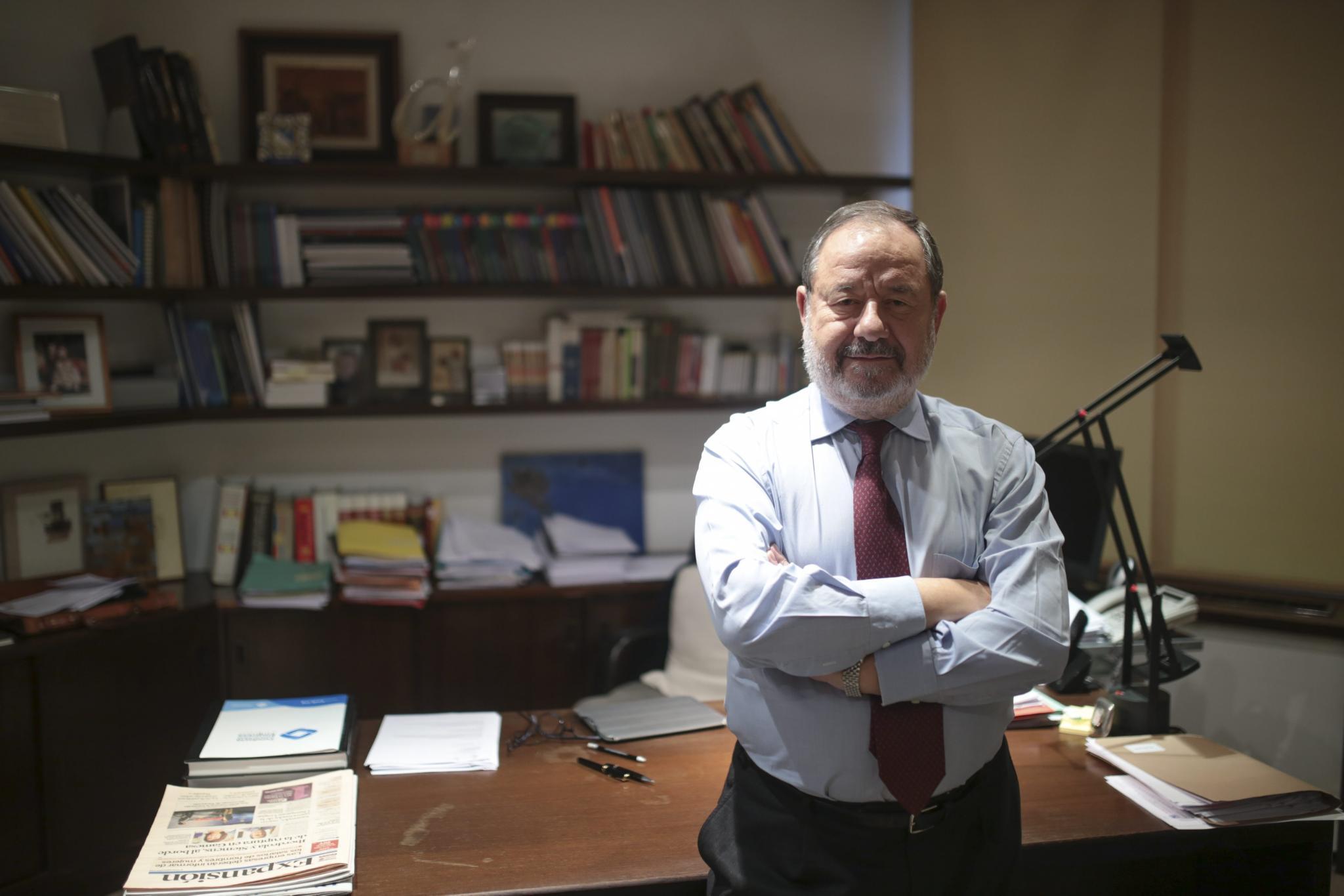PALMA. EMPRESARIOS. Vicente Rotger , Presidente de Distribuidora Rotger SL.