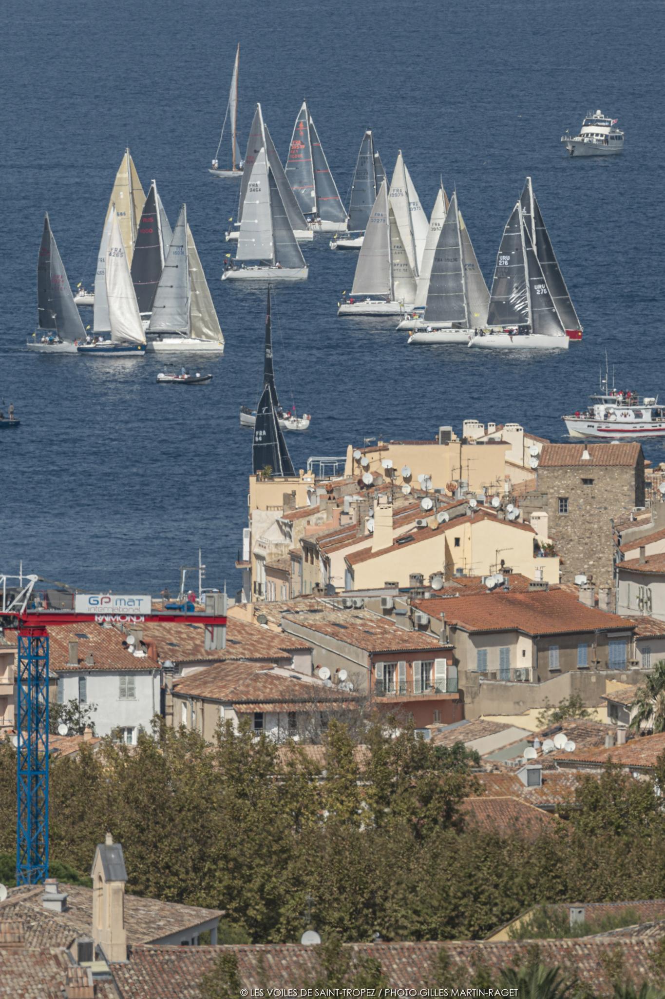 Week one of Les Voiles de Saint-Tropez