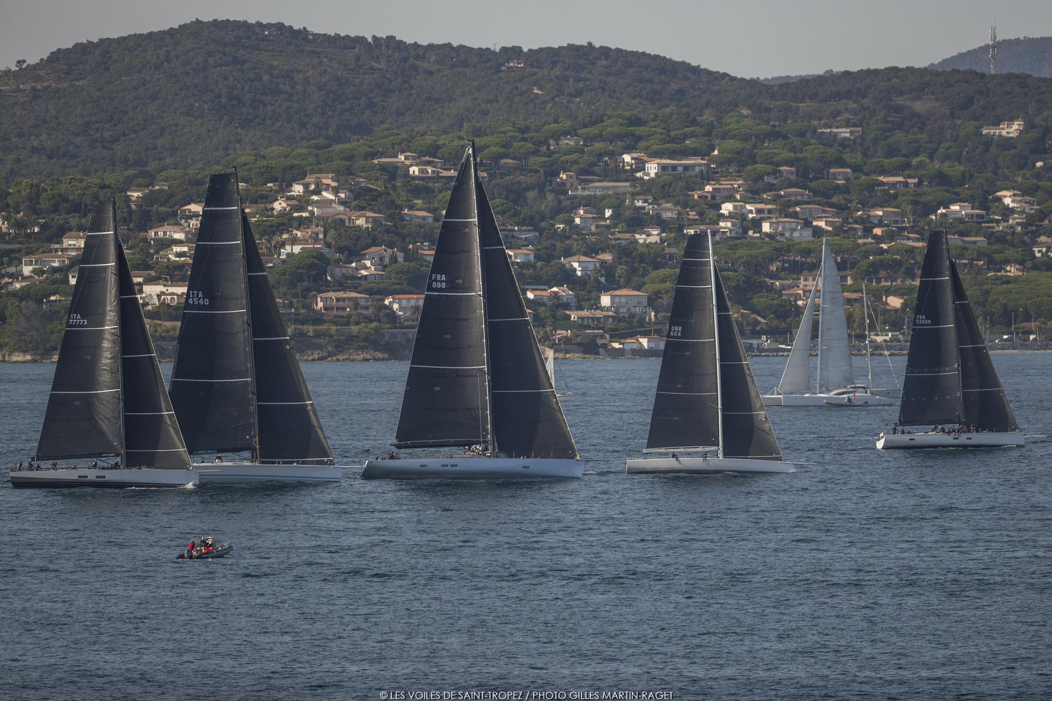 The new Les Voiles de Saint-Tropez Super Series