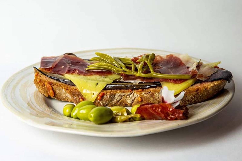 Mallorca's pa amb oil