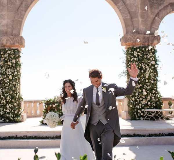 Rafa Nadal getting married