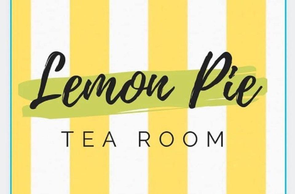 Lemon Pie tea room