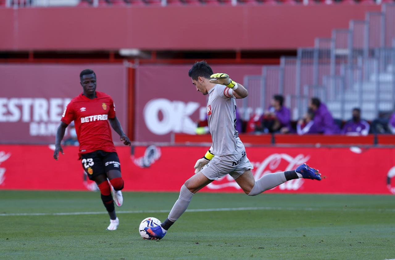 Real Mallorca draw with Sporting Gijón