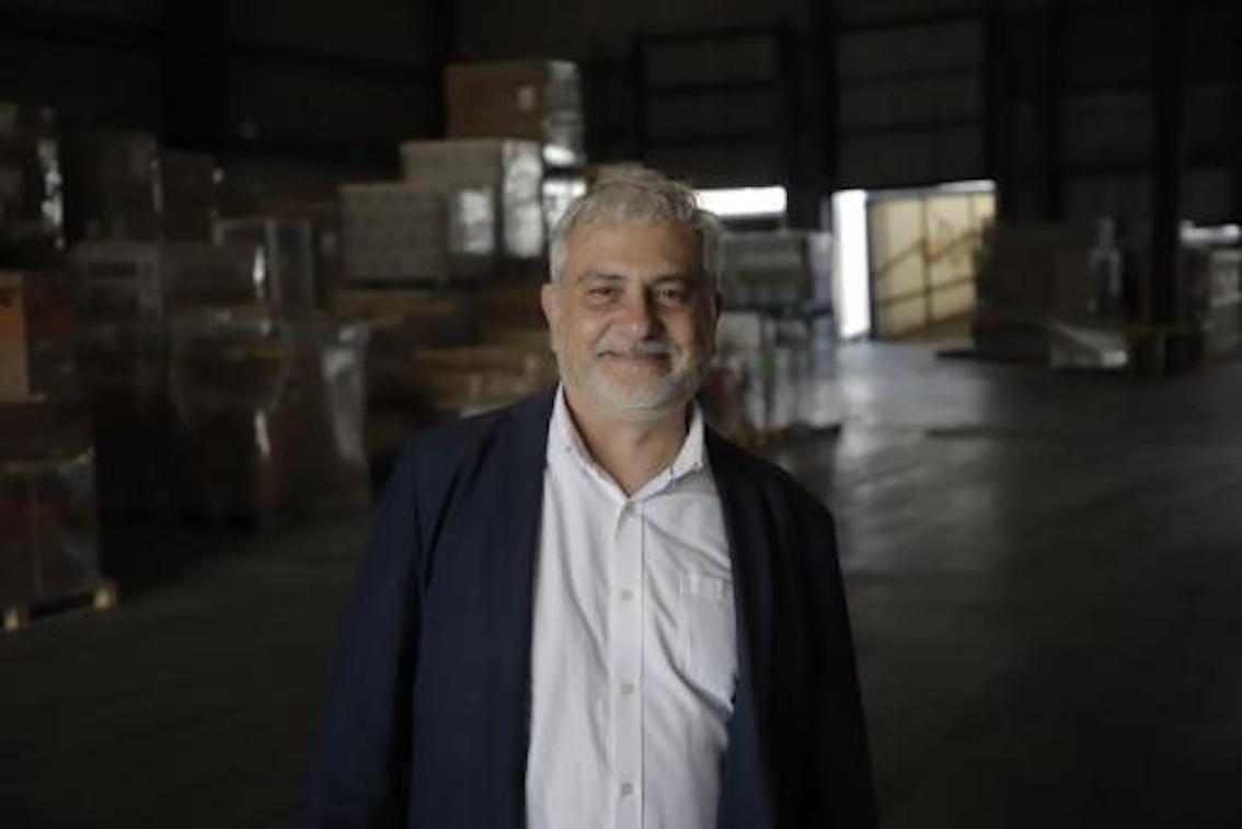 Ezequiel Horrach, presidente de la Federación de Transportistas de Mallorca.