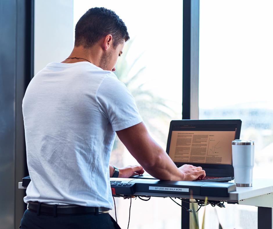 Standing desks improve your health