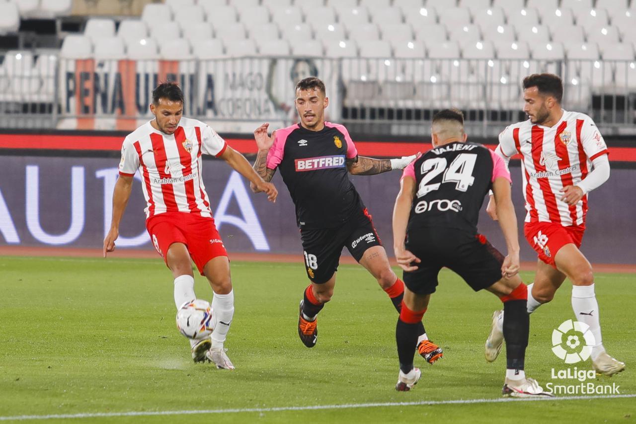 Almeria v. Real Mallorca