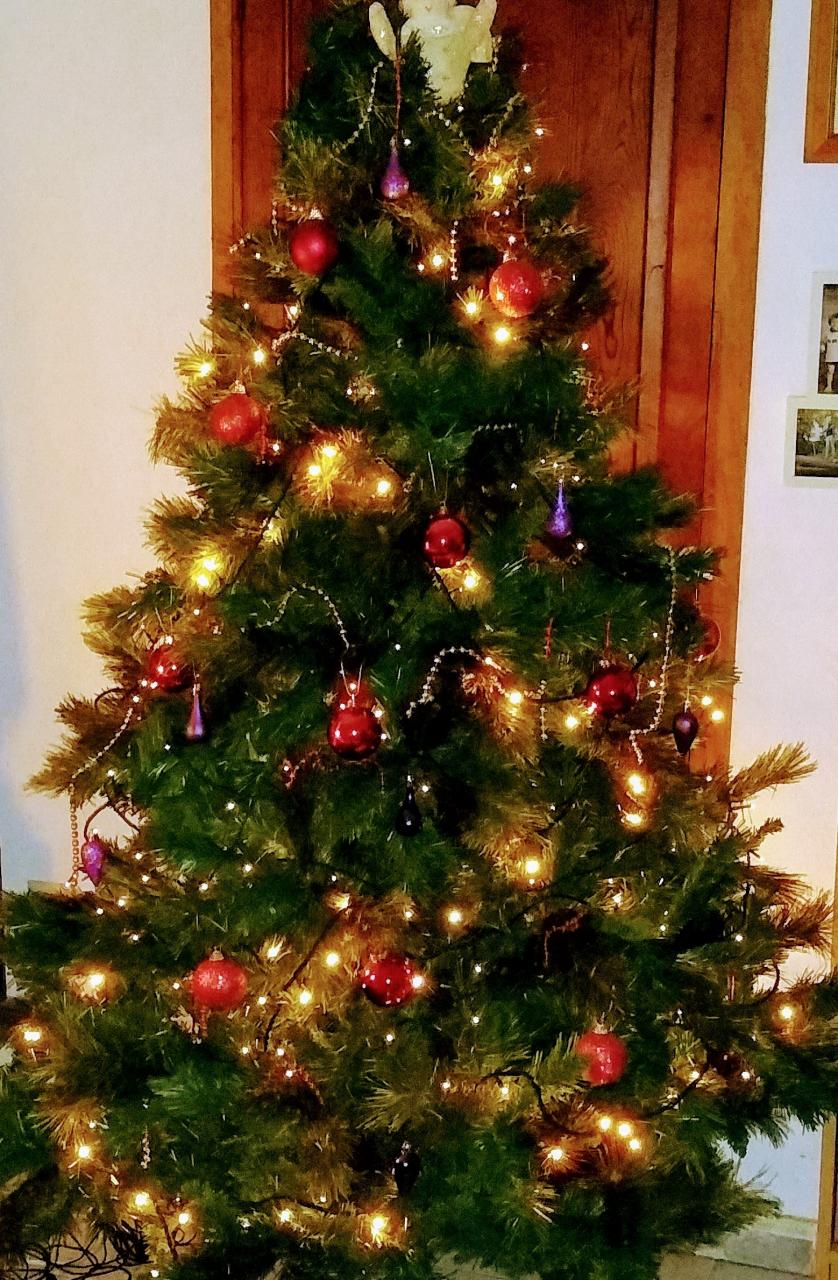 Our Fake Tree