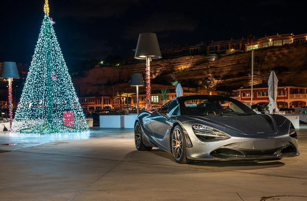 Seasonal McLaren composition