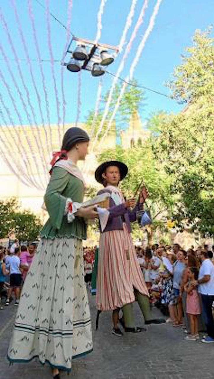Fiestas de Sant Roc.