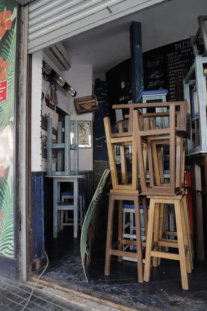 Cierres de bares y restaurantes en Palma.