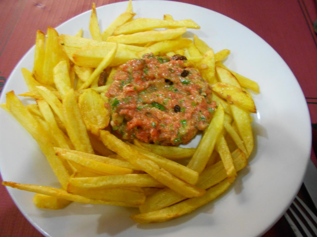 steak tartar Rambar