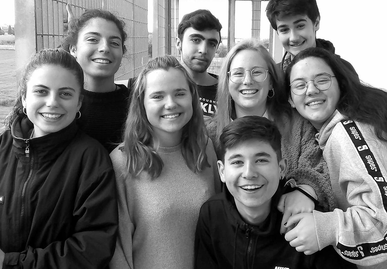 Students in the Balearics
