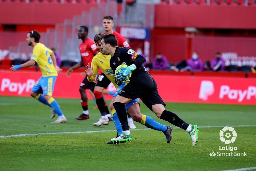 Real Mallorca lost at home to Las Palmas