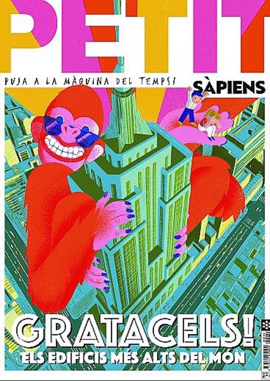 Petit Sàpiens Magazine.