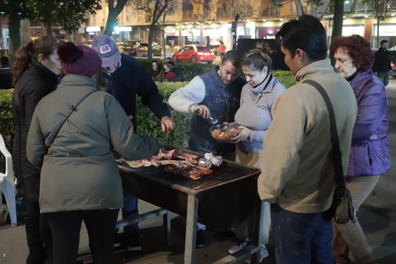 Sant Antoni celebrations