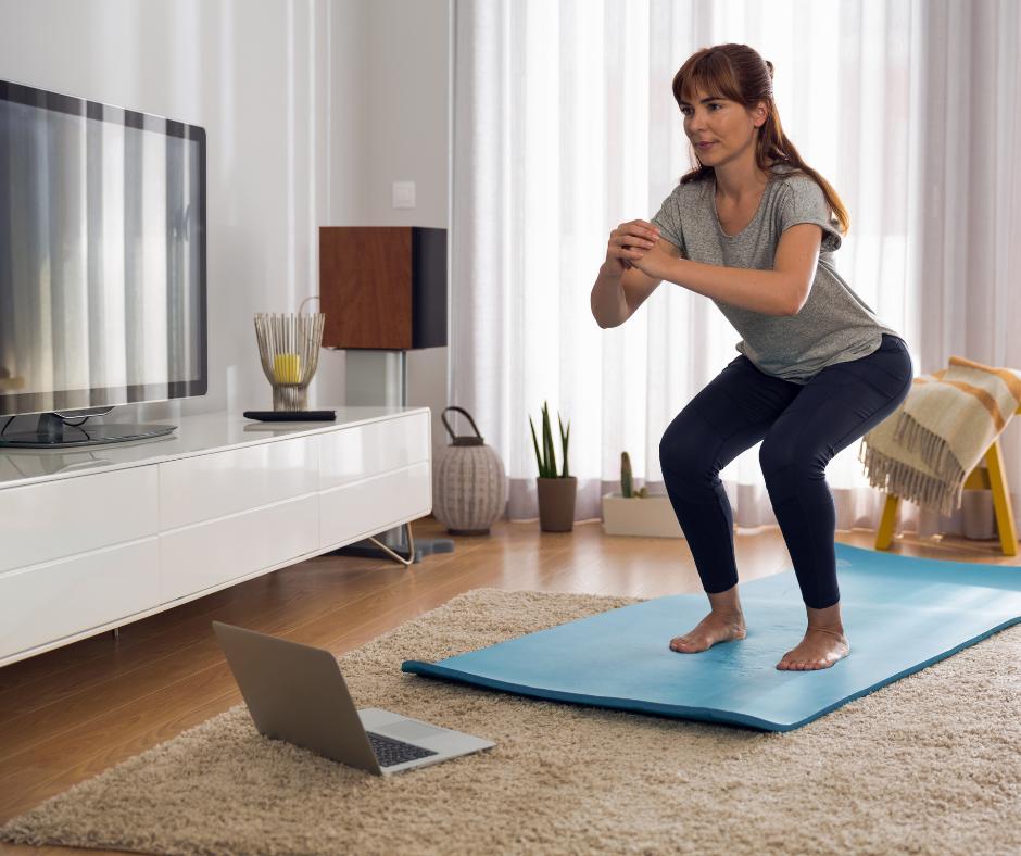 Get exercising