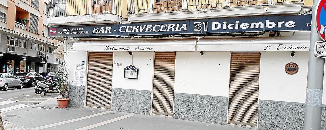31 December Restaurant, Palma.