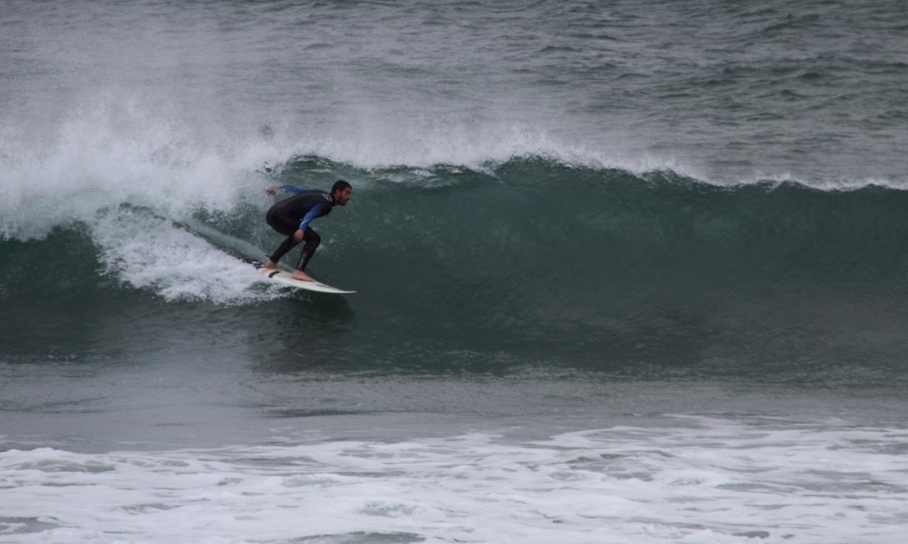 Surfing in Menorca