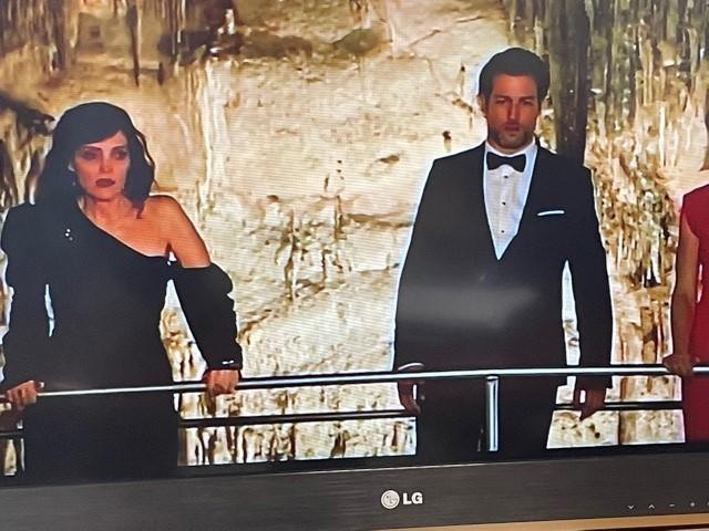 Scene from the first episode on season two of The Mallorca Files