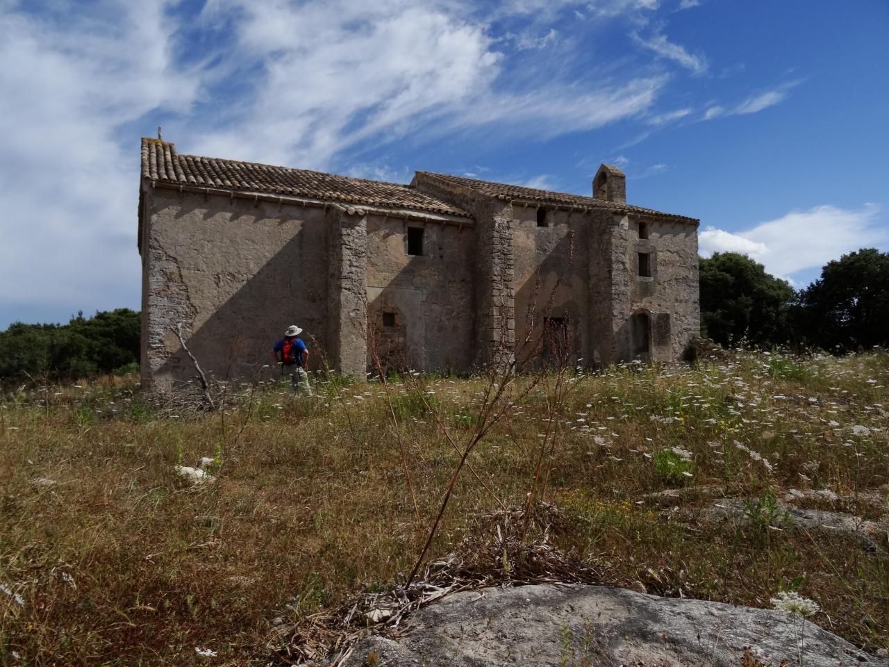 The cementeries on the bellpuig finca in Arta