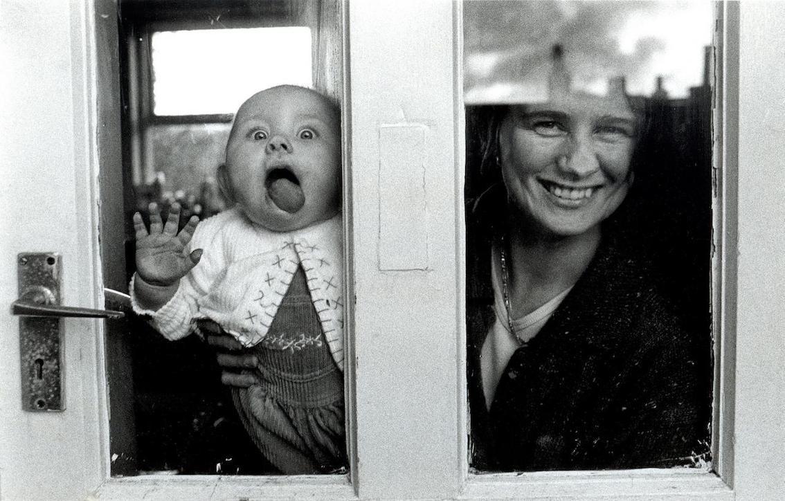 'Hello Dad!' by Philip Rogan.