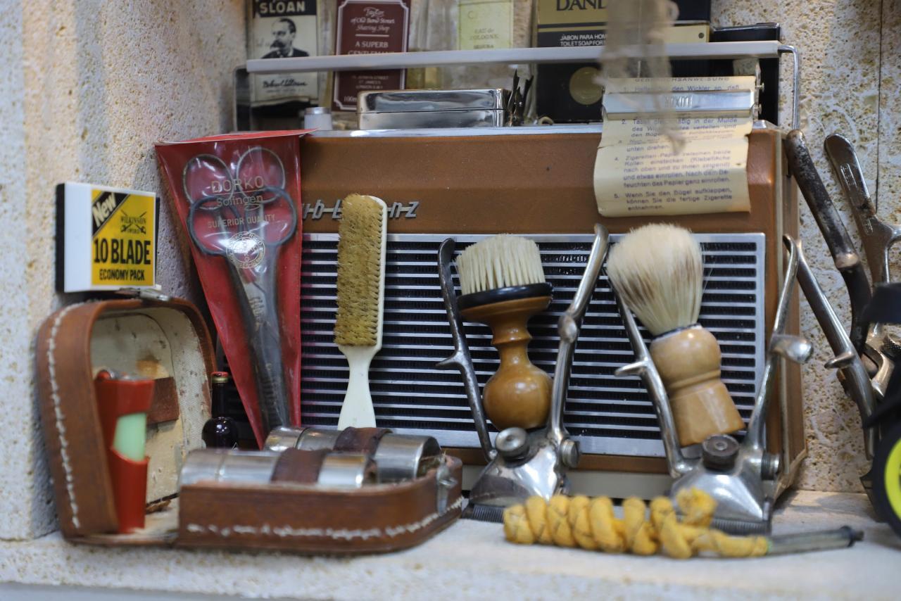 Pericás Barbershop, Palma.