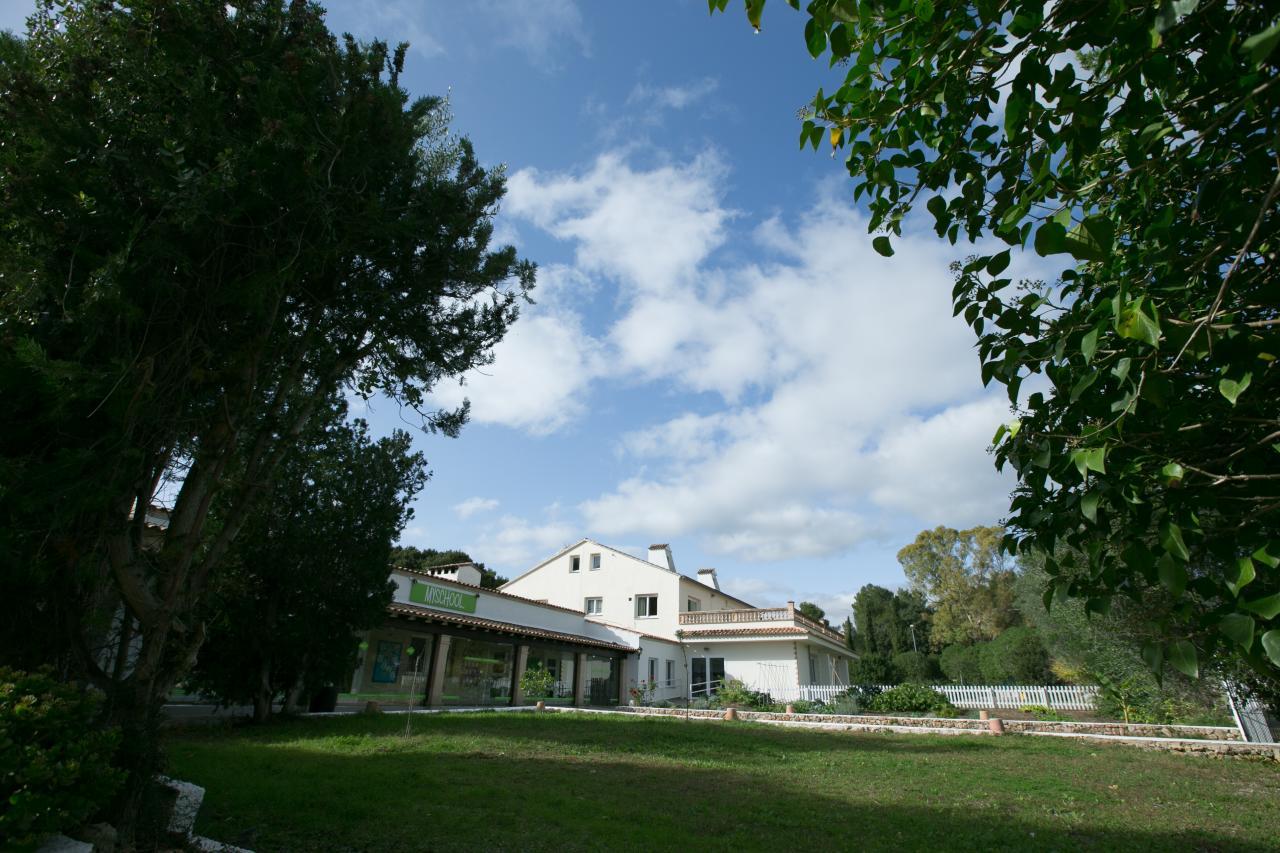 Mallorca international School grounds