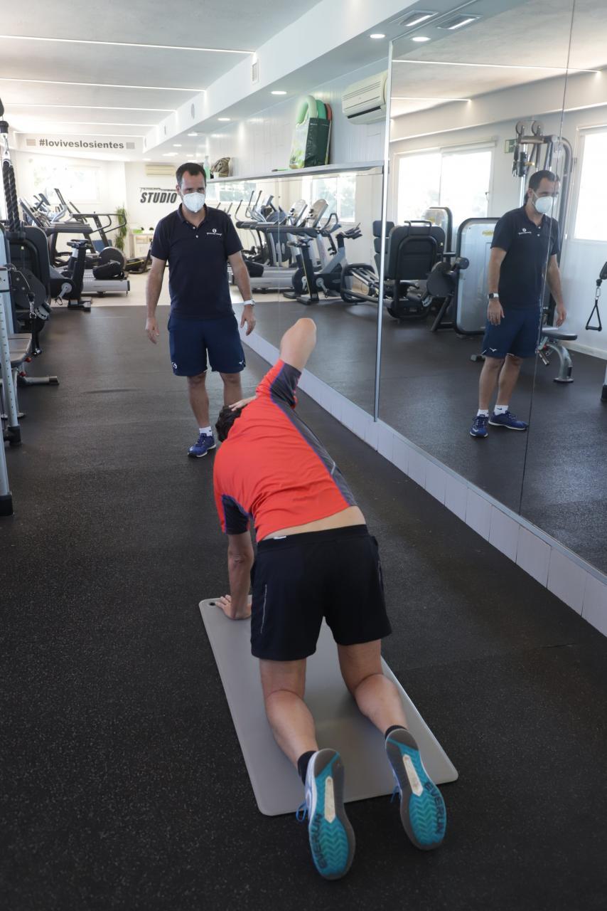 Majorca training sessions