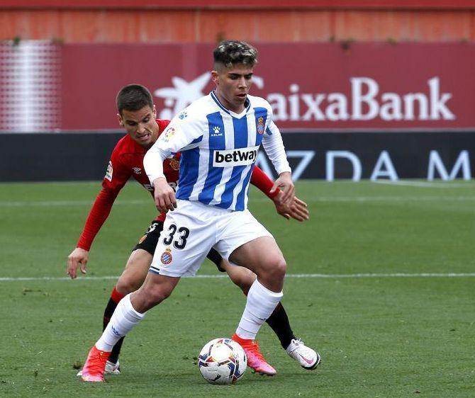 Real Mallorca lose to Espanyol