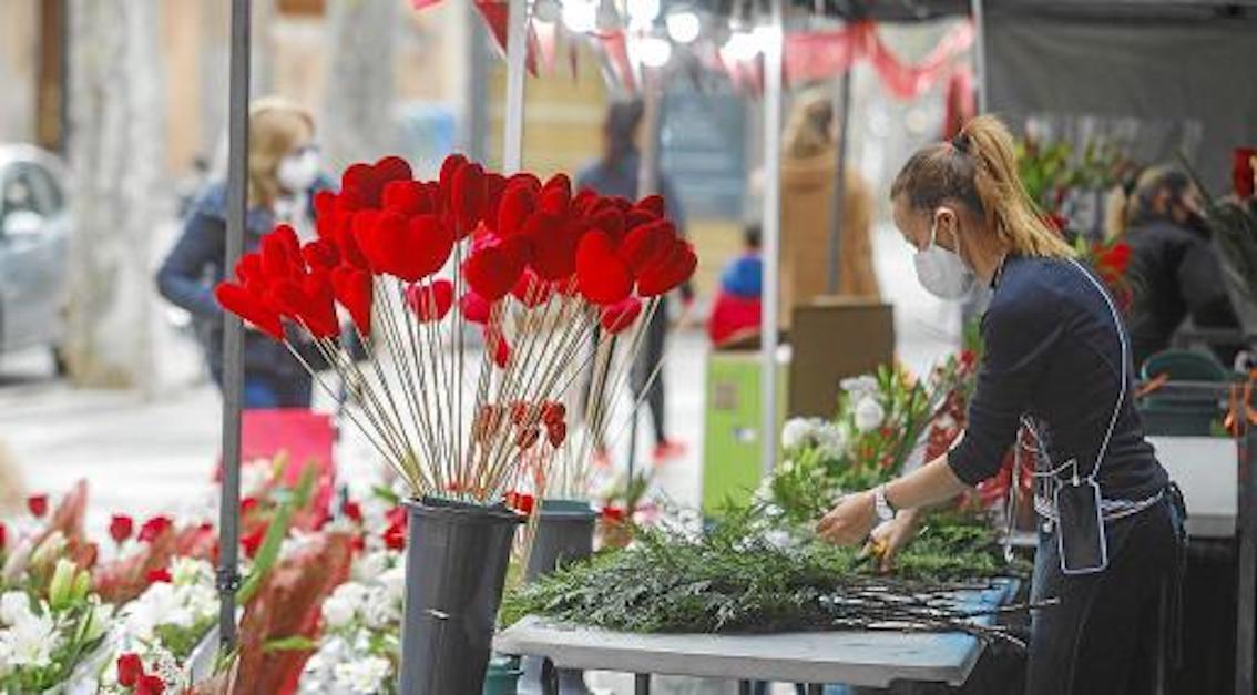 La Rambla Florist, Palma.