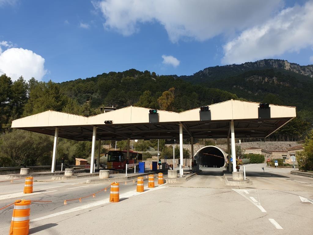 Sóller tunnel