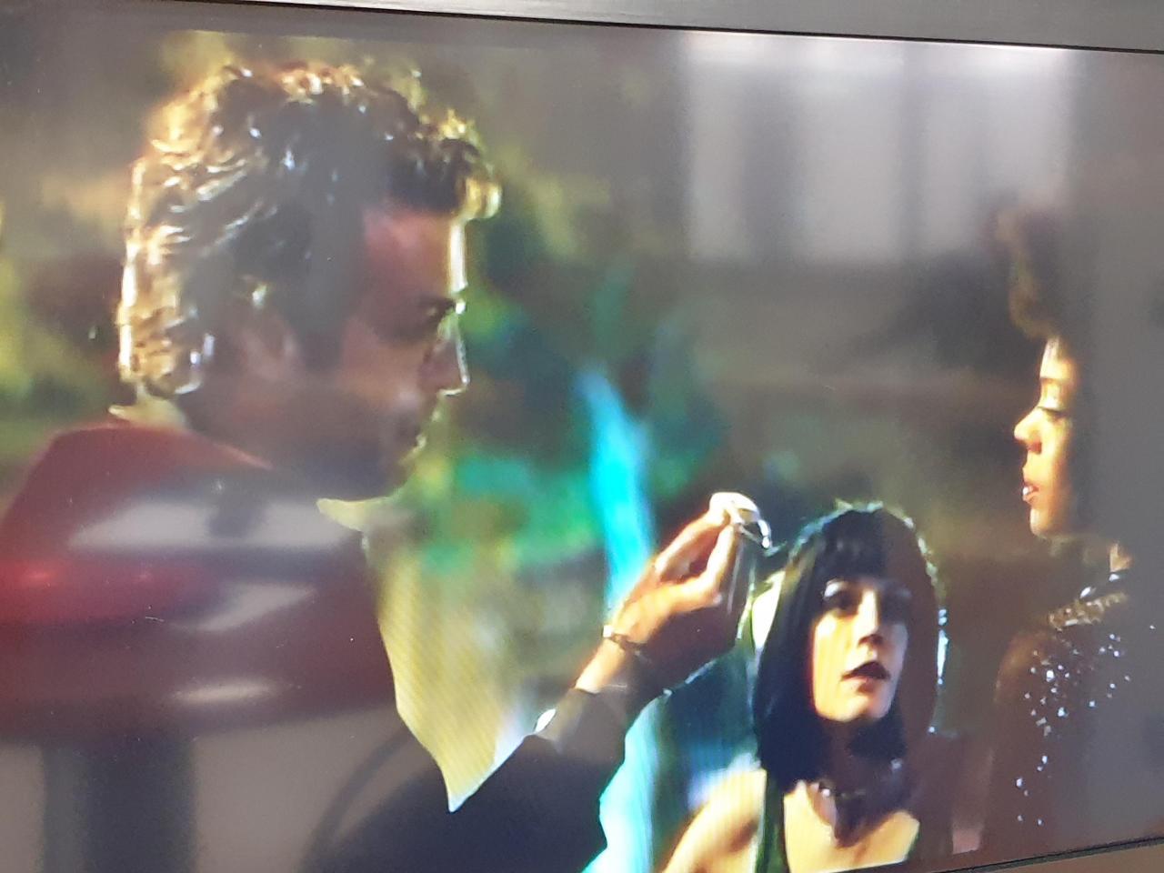Scene from Episode 7 of 10 Friend Harry