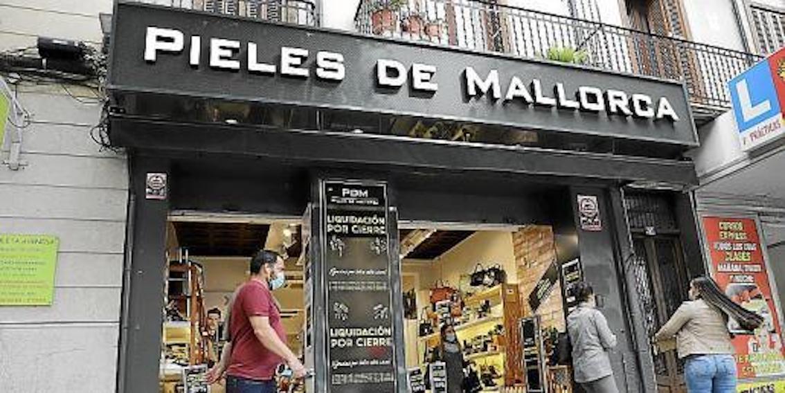 Pieles de Mallorca, Palma.