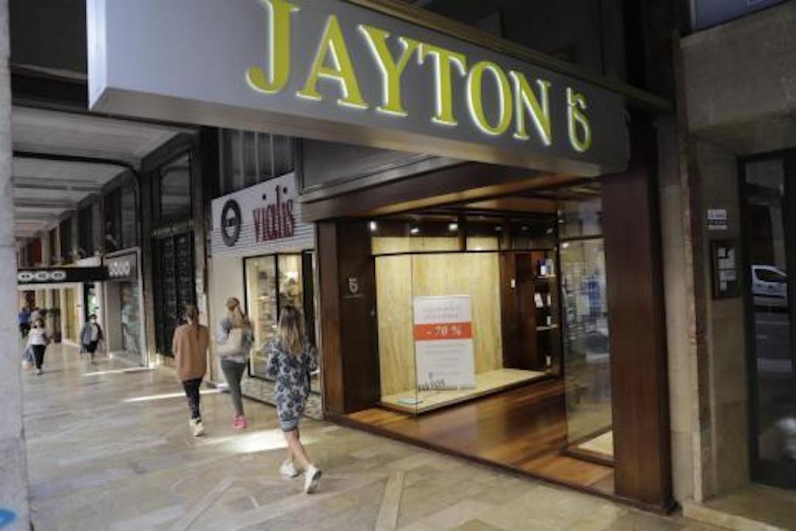 Jayton's, Palma.