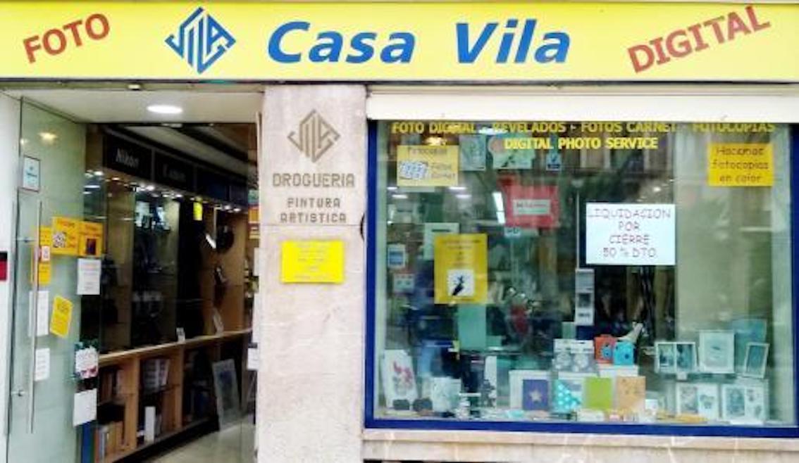 Casa Vila, Palma.