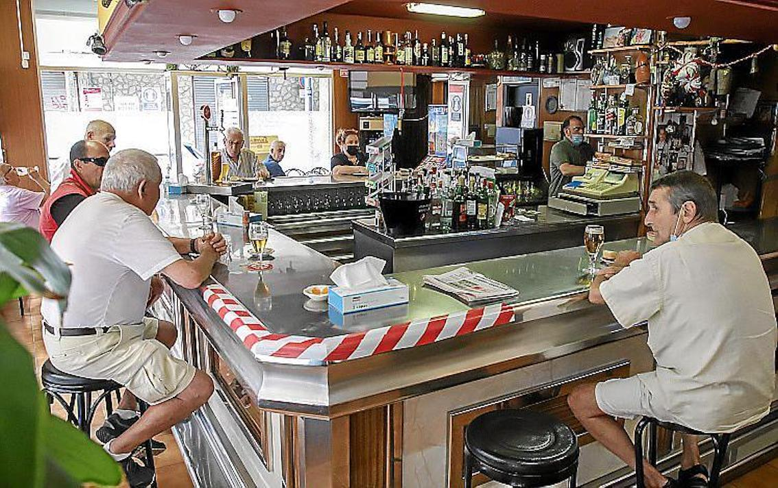 Bar Chico, Palma.