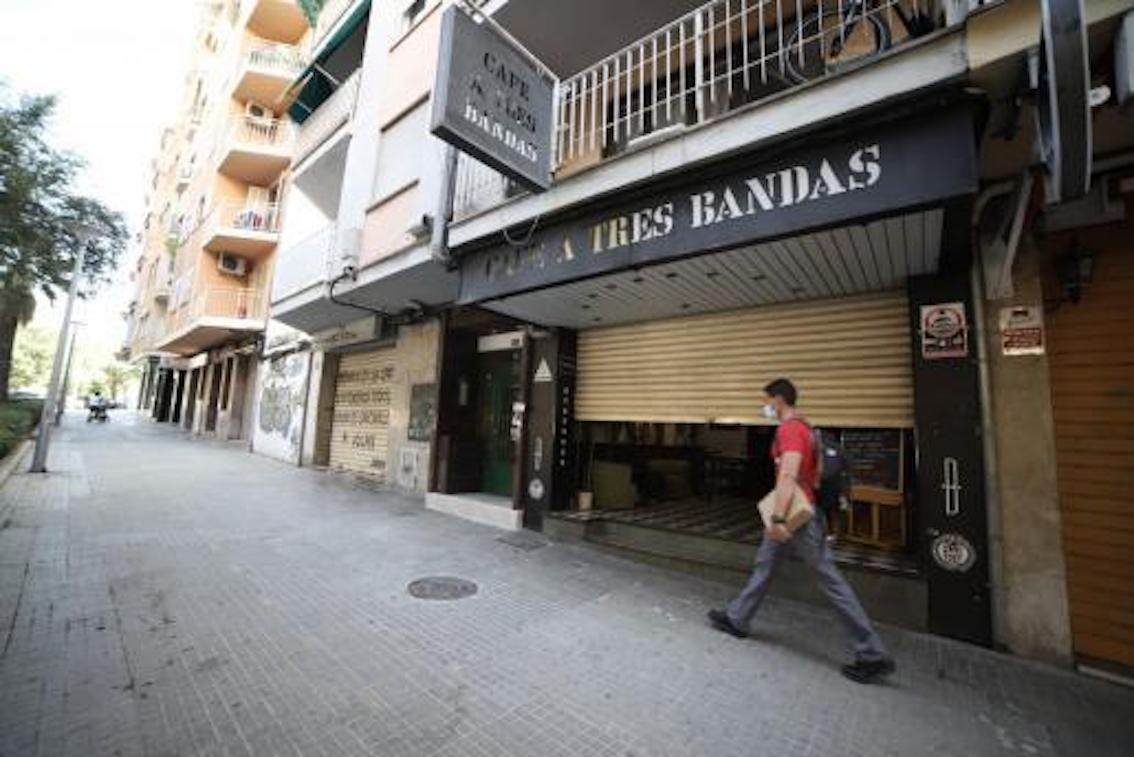 A Tres Bandas, Palma.