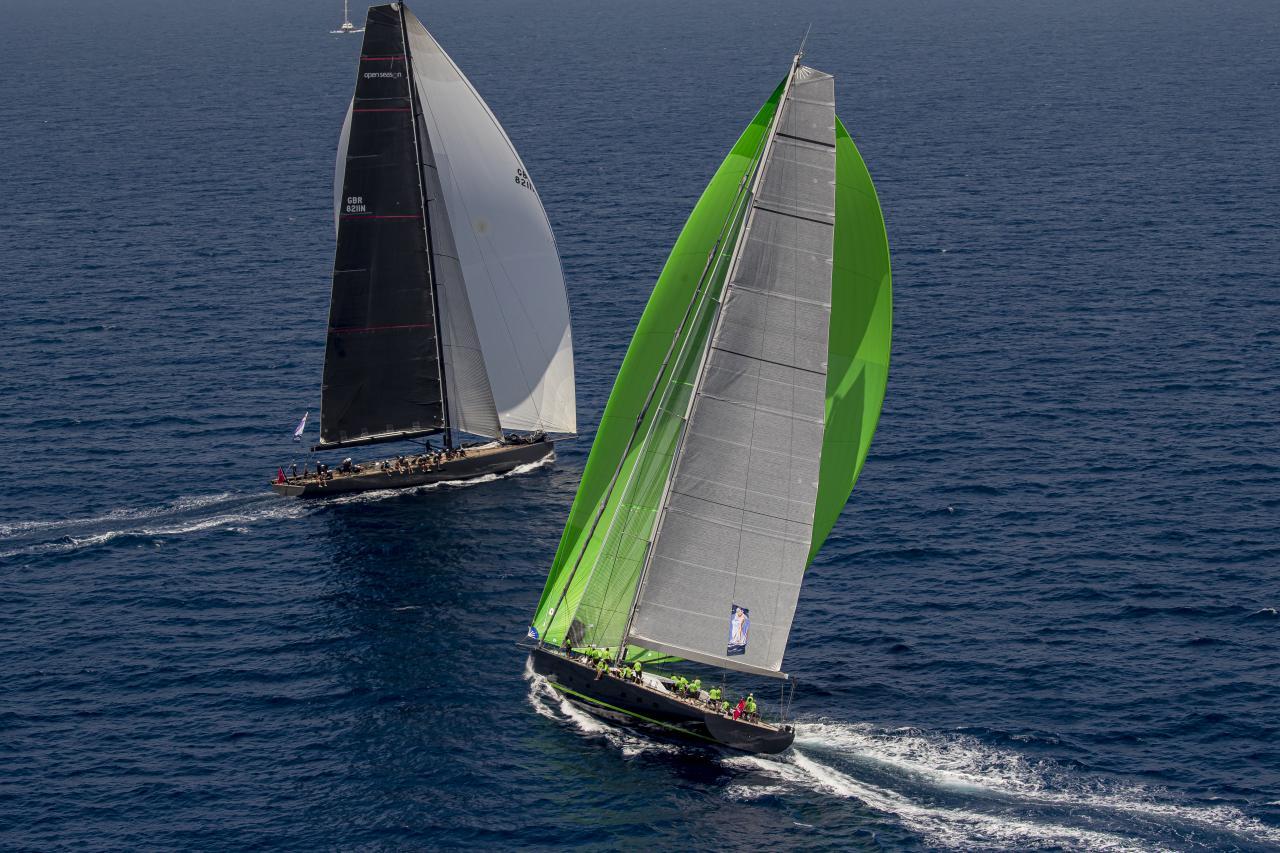 Europe's largest and longest-running superyacht regatta