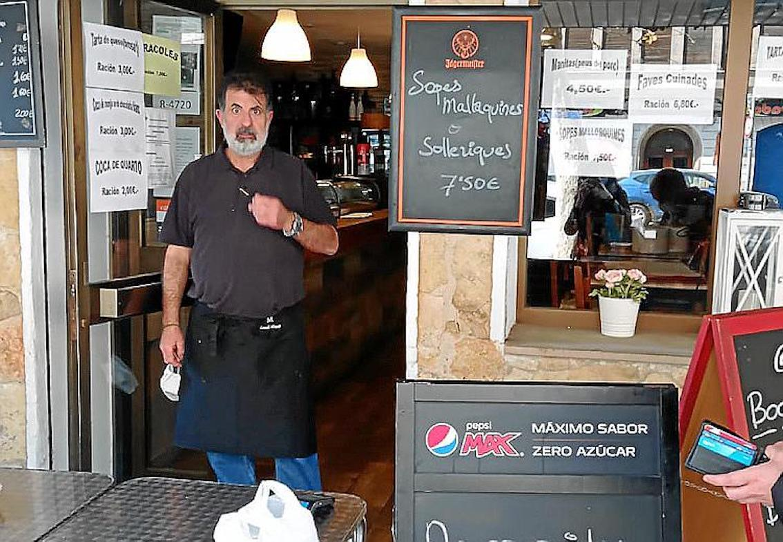 Santiago Llompart, Es Bon Arròs, Palma.