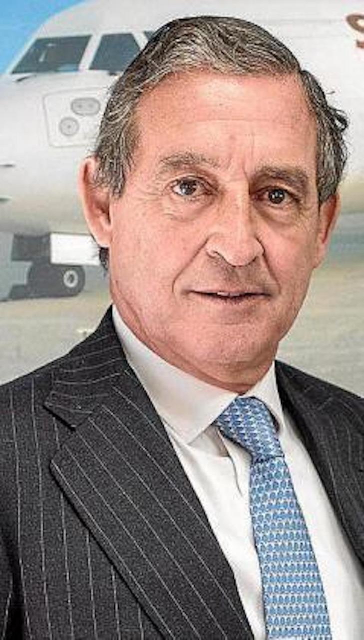 Salvador Moreno, Founder of UEP Airways.