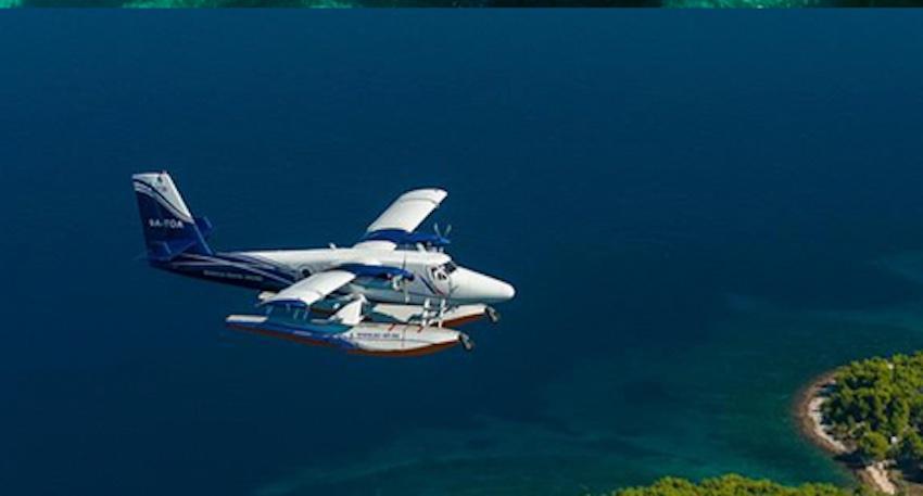 Isla Air Seaplane.
