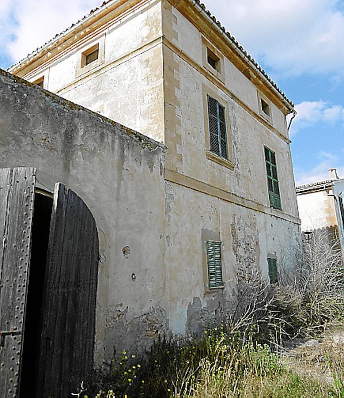 Possessió de Son Corcó, El Raigeur, Mallorca.