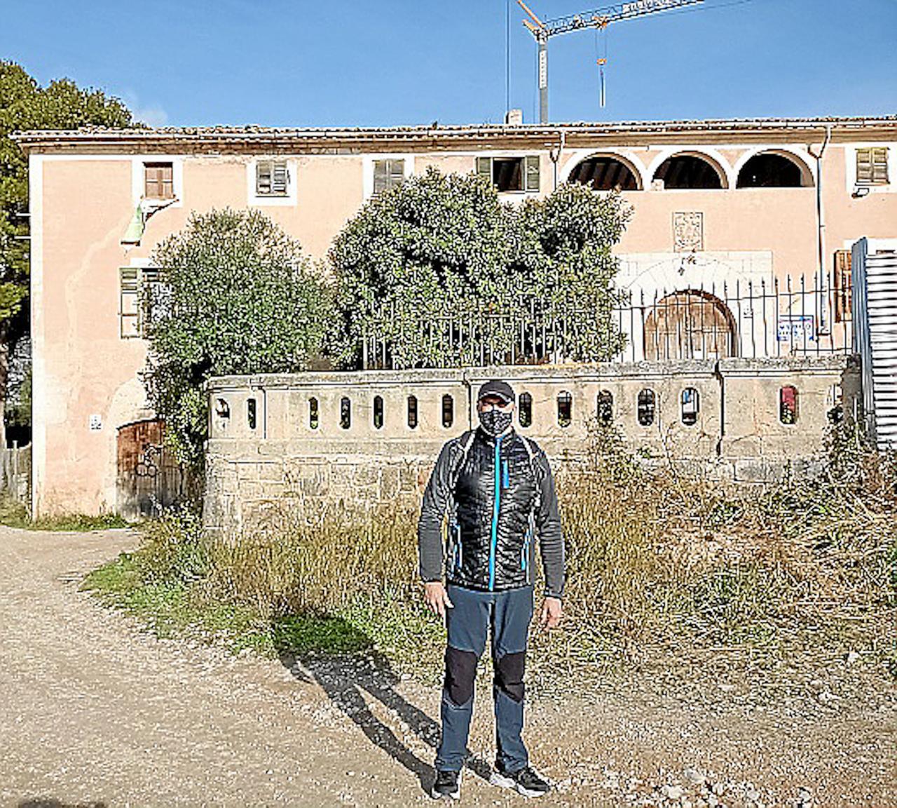 Possessió de Bànyols, El Raigeur, Mallorca.