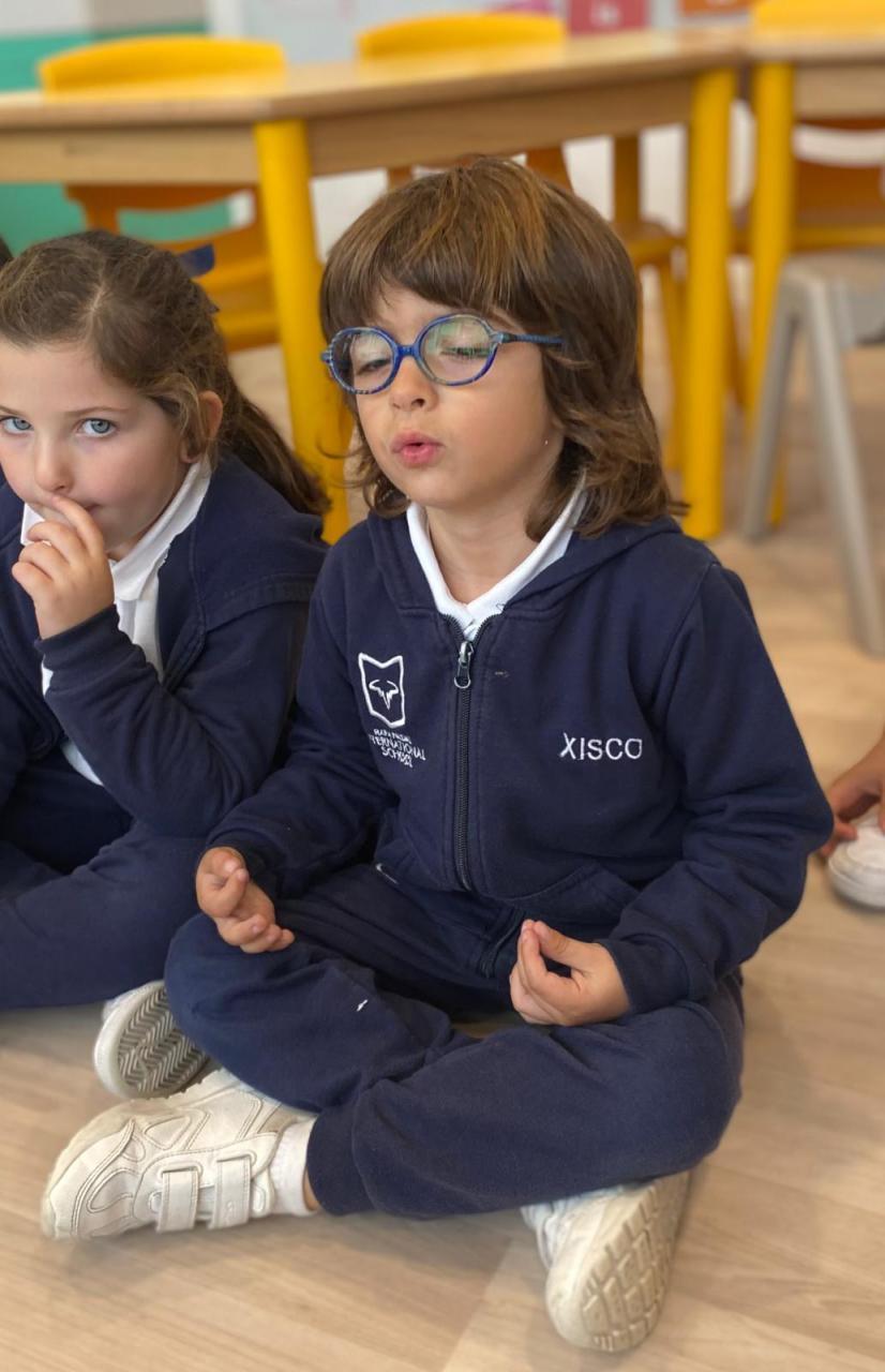 Rafa Nadal International School mindfulness